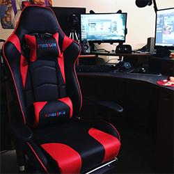 storm racer silla para gamers