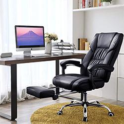 Silla de escritorio Songmics OBG71B oficina y ordenador