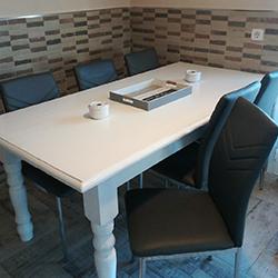 albatros verona silla moderna cuero sintetico para comedor