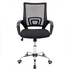 Cashoffice silla ergonomica respaldo de malla para estudio y oficina