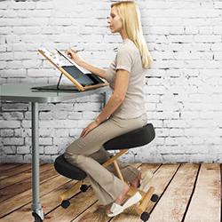 cinius silla ergonomica postura correcta evita dolores