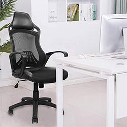 Silla Langria oficina respaldo mallado