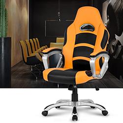 langria silla para gamers en cuero sintetico