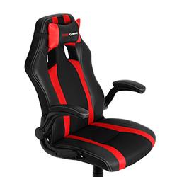 silla mars gaming mgc2 color rojo tapiazada tela