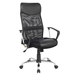 silla de oficina ordenador sixbros design respaldo de malla