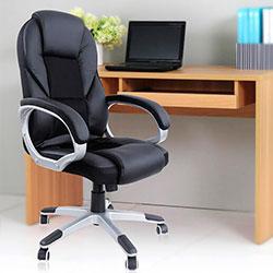 Songmics OBG22B silla oficina estilo gaming