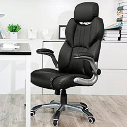 Songmics OBG65BK silla de oficina o escritorio