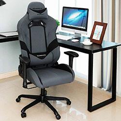 Songmics RCG13G silla de gaming oficina estudio