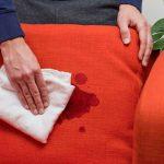 como limpiar y quitar manchas sillas