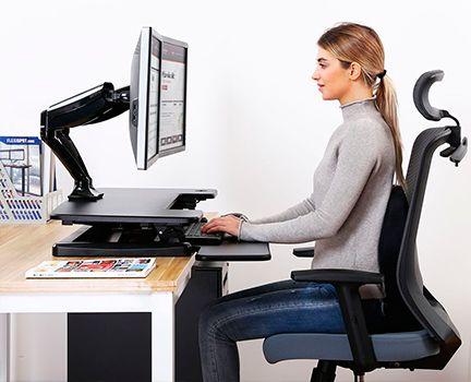 respaldo ergonomico lumbar para silla de oficina