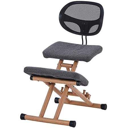 BH silla ergonomica con respaldo de tela