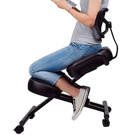 bherx silla ergonomica con respaldo