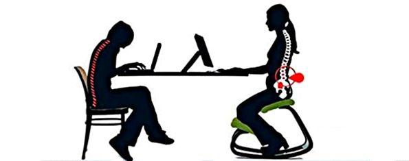 sillas ergonomicas con respaldo vs sillas tradicionales