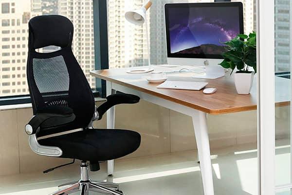 songmics obn86bk para trabajar desde casa