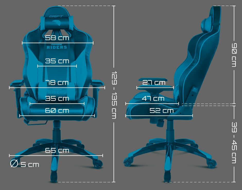 Vista detalle Drift Movistar Riders imagen 4