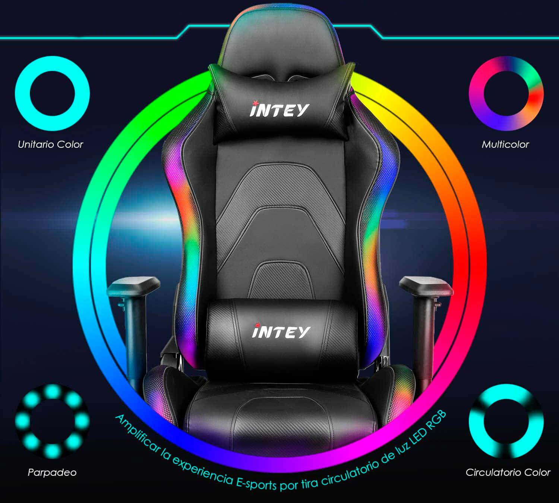 Vista detalle Intey CP-01 RGB imagen 1